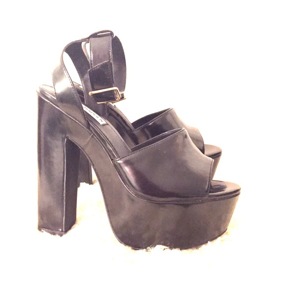 57 steve madden shoes platform chunky heels from