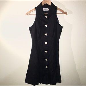 United Colors Of Benetton Dresses & Skirts - Vintage Benetton linen button shirt dress