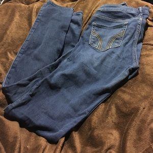 Hollister Denim - Hollister skinny skinny jeans or jeggings