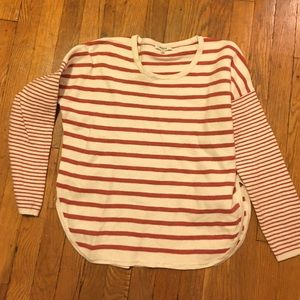 Madewell sweater. Size S