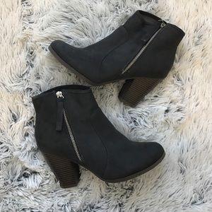 Journee Collection Shoes - // G r e y • B o o t i e s