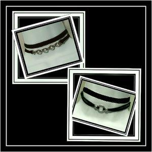 hauteROXX Jewelry - Choker Set
