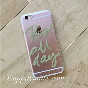🆕 Rose All Day iPhone Case