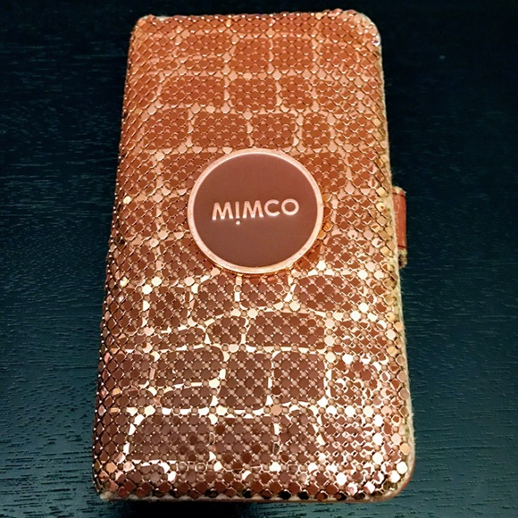 new style 11ca1 6c74a Mimco iPhone 6(6s) phone case.