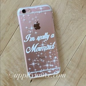 🆕 I'm Really A Mermaid iPhone Case