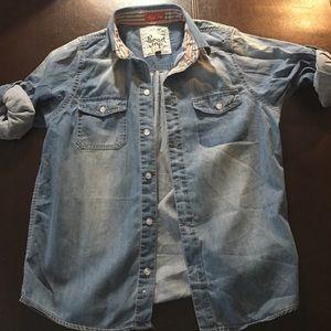 Kanz Other - Jean shirt boys