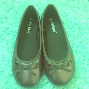 Jelly Beans Other - Never worn Flats by Jelly Beans-adorable!