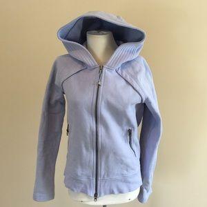 lululemon athletica Tops - EXCELLENT Lululemon Scuba hoodie size 10