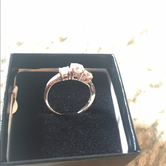69% off Kay Jewelers Jewelry 10K Rose Gold Ring from Madi 🍒 top seller& 39