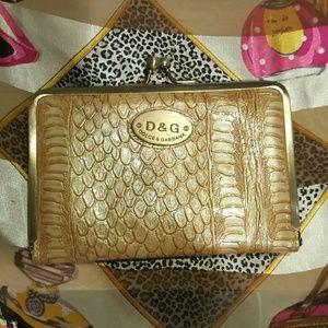 Dolce & Gabbana Handbags - Dolce and Gabbana Clutch/ Wallet