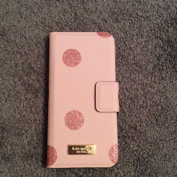 on sale 5f3b7 7ce6b Kate Spade iPhone 6s Wallet Case