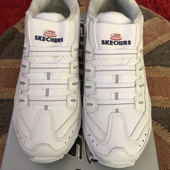 192975c9 Skechers Shoes   Energy Electra Whitemillennium Sneakers   Poshmark