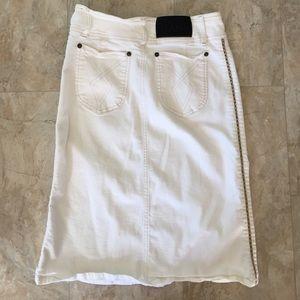 Dresses & Skirts - Plies Sud Jean skirt