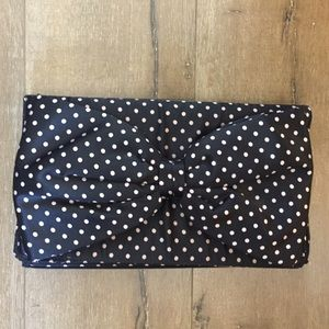 Betsey Johnson large clutch