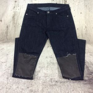 Dakota Collective the Amy skinny jeans