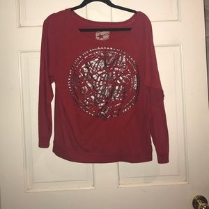 Famous Stars & Straps Tops - Famous size large sweater