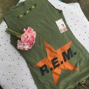 Vintage T-Shirt Dress