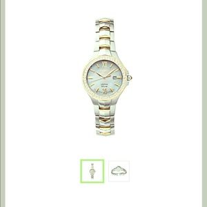 Seiko Jewelry - Seiko Woman's Watch
