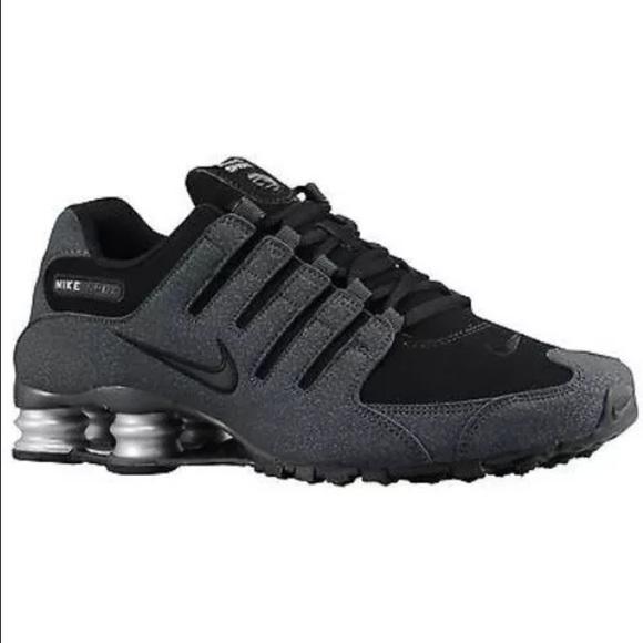 factory price 825d0 3fece 🆕Nike Shox NZ Black, Grey, Silver Metallic