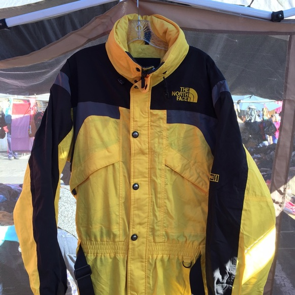 3ef392529 The north face one piece snow suit
