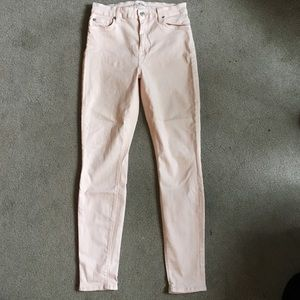 7 for all makind High Waist Jeans Size 27