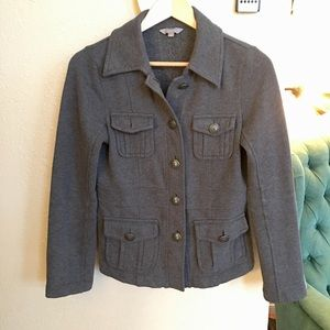 Rubbish Jackets & Blazers - Rubbish Grey Utility Jacket