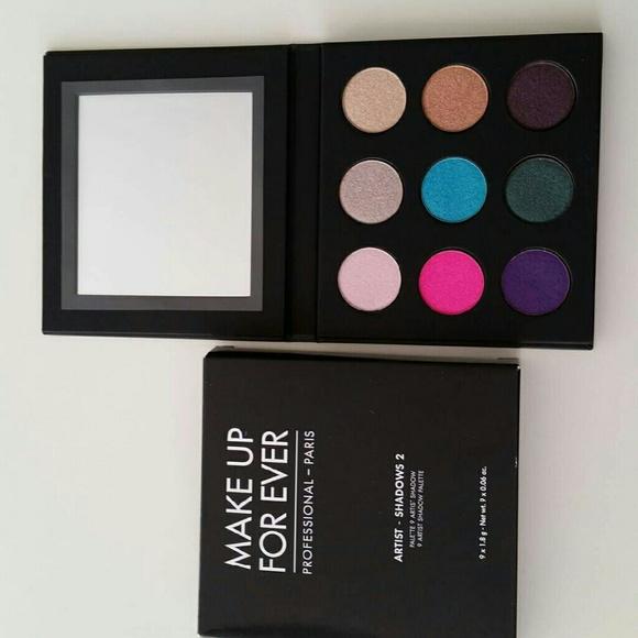makeup forever makeup make up forever artist palette volume 2