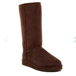 bailey bow uggs size 8
