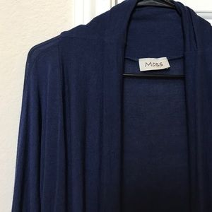 Sweaters - Dark Blue Sweater