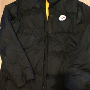 Other - Steelers down jacket