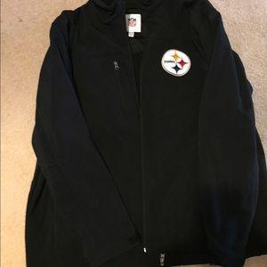 Other - Steelers lightweight winter coat