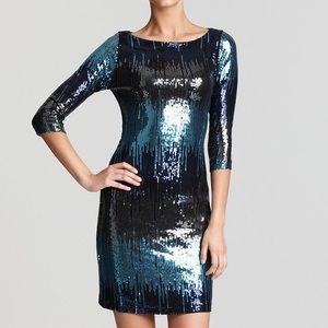 Karen Kane Dresses & Skirts - REDUCED ✨Karen Kane Multicolor Sequin Dress