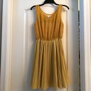 Alythea Dresses & Skirts - Mustard-yellow Alythea dress!