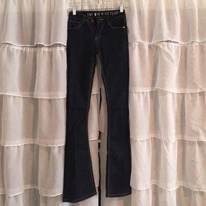 Cotton On Denim - Dark wash bootcut jeans