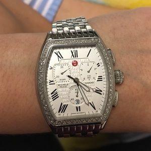 Michele Accessories - Relevè Diamond Michele watch