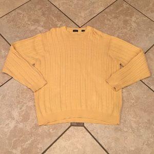 Izod Other - 30% Off Bundles 😀Men's Yellow Izod Sweater
