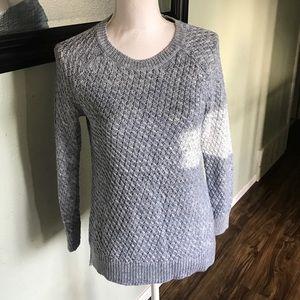 Lou & Grey Sweaters - Lou & Grey woven sweater
