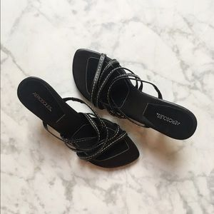 AEROSOLES Shoes - 🆕 AEROSOLES Black Strappy Sandals