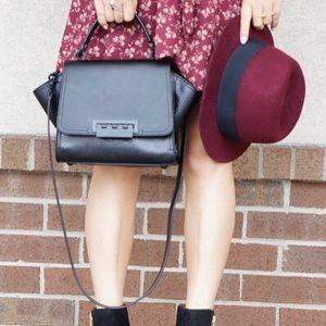 Zac Posen Handbags - ZAC POSEN black leather bag