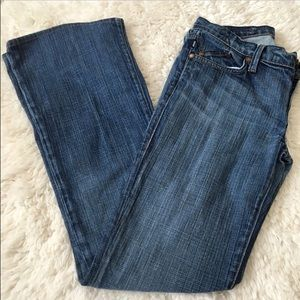 Women's Retro Rock and Republic Bootcut Jeans