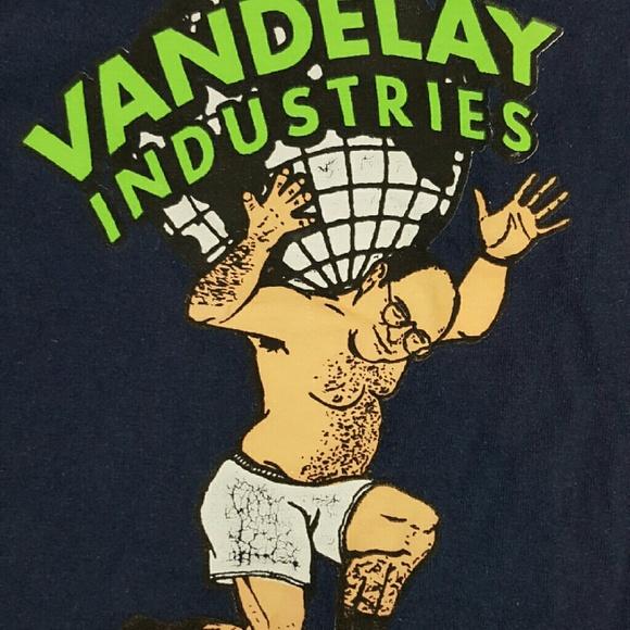 Seinfeld George Vandelay Industries Mens Tee