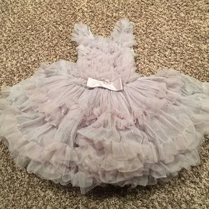 Popatu Other - Popatu ballerina style little girls dress