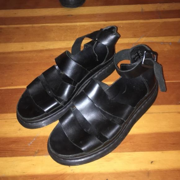 a0510c412e92 Dr Marten Gladiator Sandals ( Clarissa Brando). M 583f73db99086a90160017ee