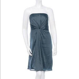Ports 1961 Dresses & Skirts - Ports 1961 cascading silk shimmer dress