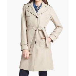 Ellen Tracy Jackets & Blazers - Ellen Tracy Single Breasted Trench Coat