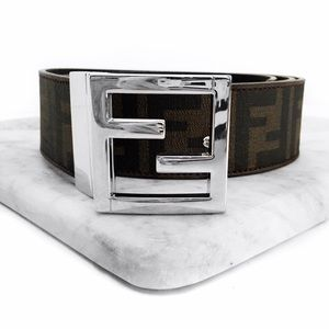 Fendi Other - Fendi reversible monogram belt