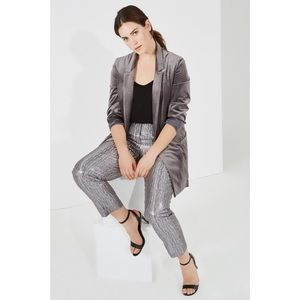 Elvi Jackets & Blazers - NWT Elvi Velvet Blazer