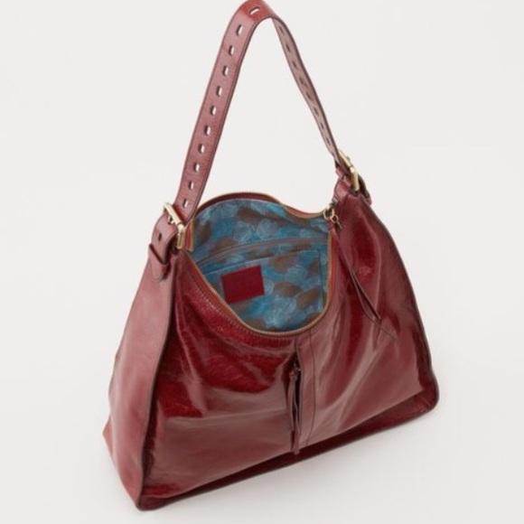 ca096a1e3 HOBO Bags   Marley Bag In Mahogany Leather   Poshmark