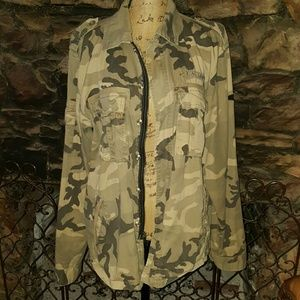 Micros Jackets & Blazers - Micros Clothing Co. Military style jacket