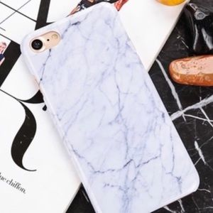 Accessories - MARBLE  LUXURIES IPHONE 7 PLUS CASE NEW